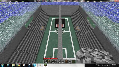 minecraft sports sports arena minecraft project
