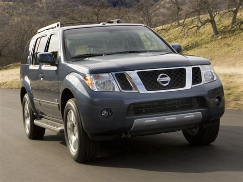 2010 nissan suv 2010 nissan pathfinder price photos reviews features