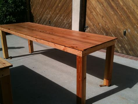 Handmade Farmhouse Table - handmade farm tables for sale by dagan design custommade