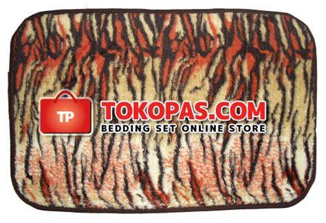 Handuk By Chalmer Motif Zebra Dan Macan 70x140 Berkualitas keset selimut groovy bahan lembut anti slip