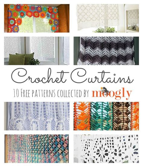 curtain patterns free 25 best ideas about crochet curtain pattern on pinterest