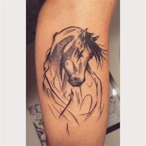 tattoo on horse s neck 1064 best equine tattoo images on pinterest horse
