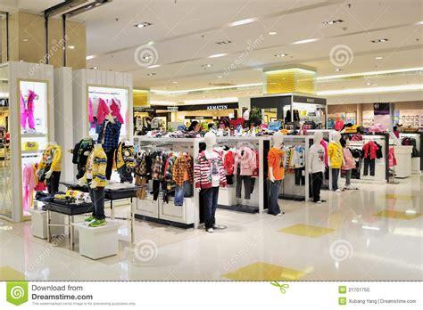fashion clothing store editorial image image
