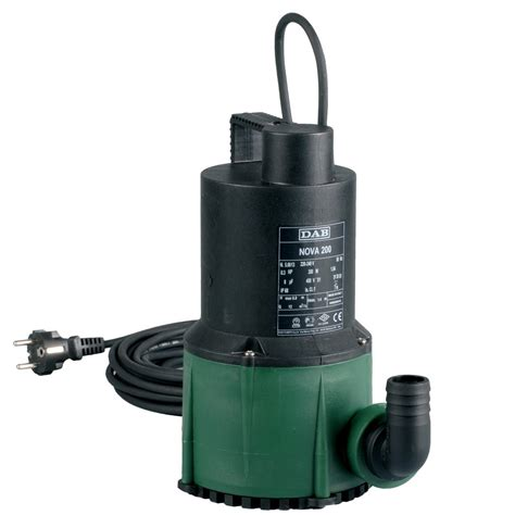 Submersible Dab Dab Submersible Pumps For Drainage Water Filpumps
