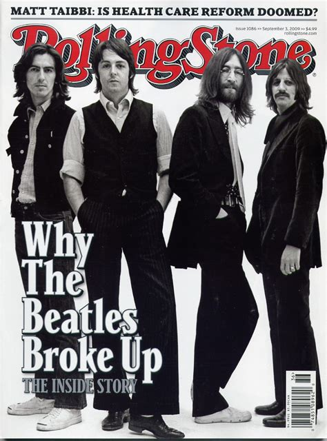 testo rolling in the rolling magazine sep 09 why the beatles