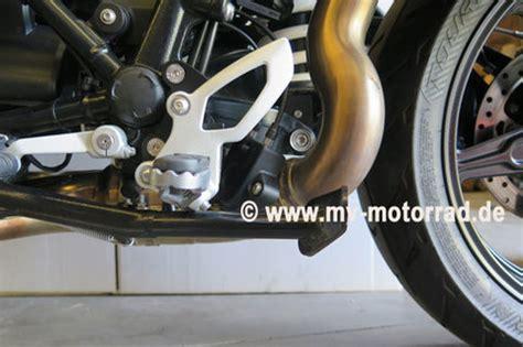 Tieferlegung Motorrad Einbauen by Mv Fu 223 Rastenadapter Fahrer Bmw R Ninet Scrambler