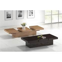 Set Of Tables For Living Room Modern Living Room Coffee Tables Sets Roy Home Design