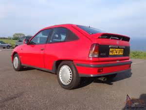 Vauxhall Era For Sale Vauxhall Astra Gte 2 0 8v Restored Ready To Show 80s