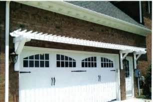 Garage Pergola Designs Garage Doors On Pinterest Garage Pergola Carriage