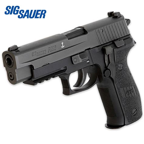 sig sauer p226 navy version airsoft pistol budk knives swords at the lowest prices
