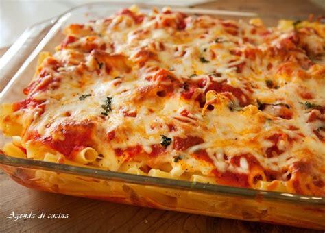 cucina pasta ricerca ricette con ziti al sugo a forno giallozafferano it