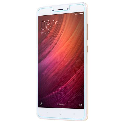 Tempered Redmi Note 2 zilla 2 5d tempered glass curved edge 9h 0 26mm for xiaomi