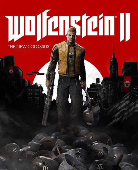wolfenstein ii   colossus windows xone ps game