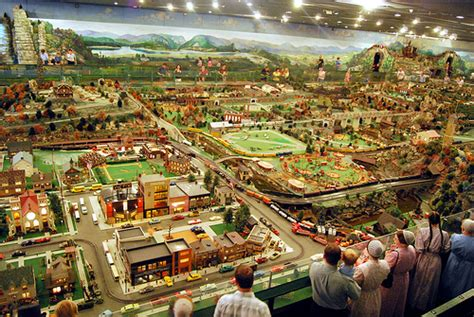 roadside america one of the greatest miniature villages recently celebrating its 80th birthday roadside america