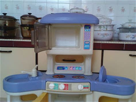 tiabarney used toys little tikes family kitchen sold