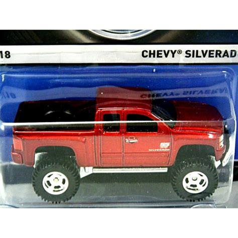 matchbox chevy silverado ss wheels real riders chevy silverado ss pickup truck