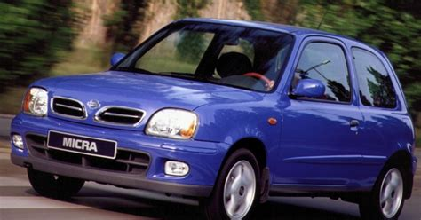 nissan micra petrol average nissan micra 3 door hatchback 2000 2003 technical data
