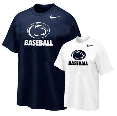 Nike Tshirt Baseball penn state nike s baseball sport t shirt mens