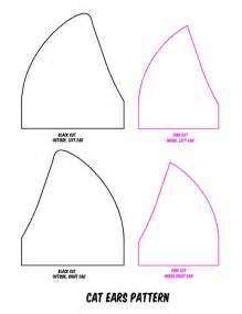 teddy ears headband template 1000 ideas about cat ears on diy cat ears