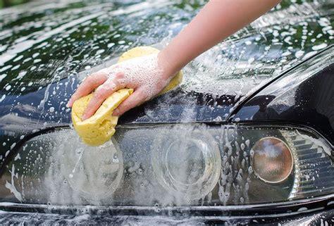 Spons Cuci Gelas Bentuk Orang awas cuci mobil dengan spons bisa buat mobil baret autos id