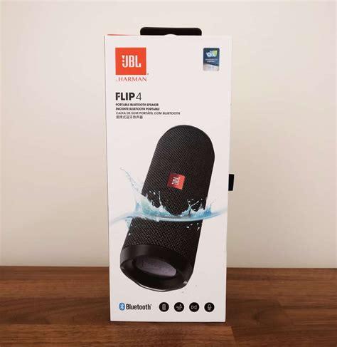Speaker Jbl Flip 4 jbl flip 4 bluetooth speaker review the