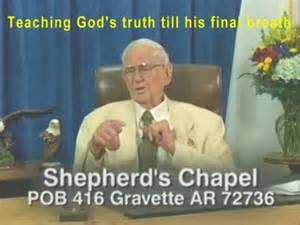 Tribute to pastor arnold murray of shepherd s chapel 1929 2014 on