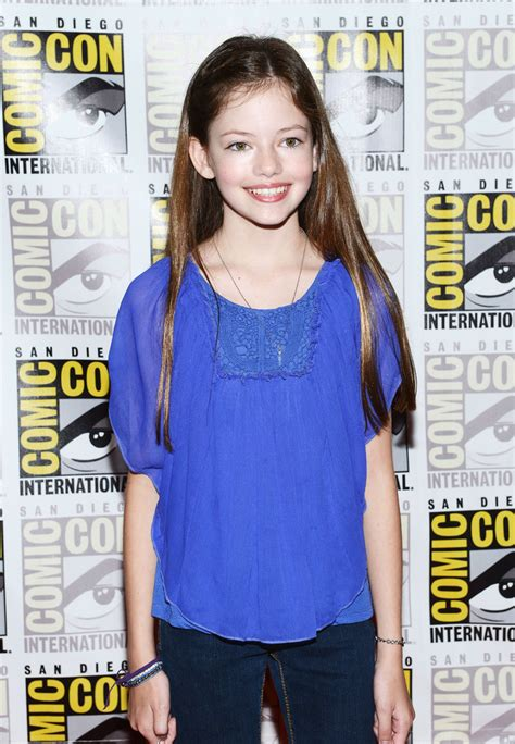 Mackenzi Blouse more pics of mackenzie foy blouse 11 of 18