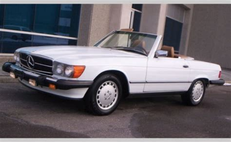 late 80 s mercedes