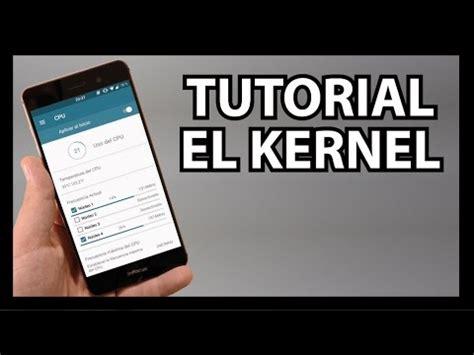 tutorial build android kernel que es el kernel tutorial android youtube