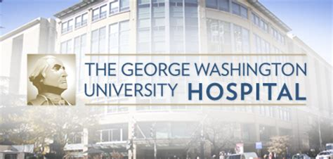 Mba In Healthcare George Washington by Gw Hospital Announces Defining Medicine Caign The
