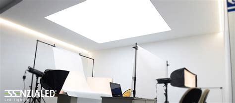 soffitti luminosi illuminazione led per abitazioni su misura made in