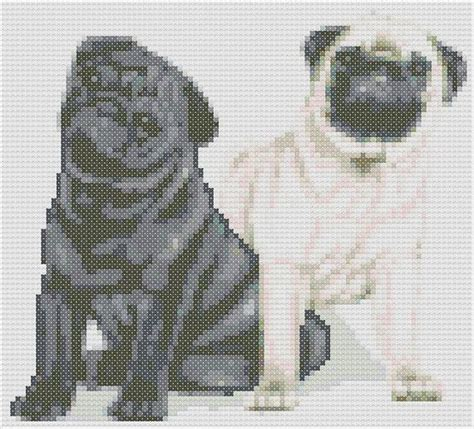 pug cross stitch patterns free 17 best images about pug cross stitch on filet crochet cross stitch and