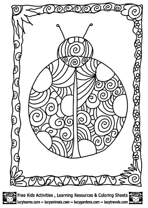 detailed coloring pages for coloring home