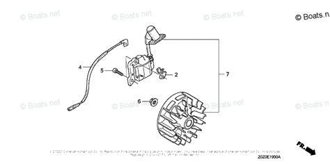 boats net honda parts honda small engine parts gx35 oem parts diagram for