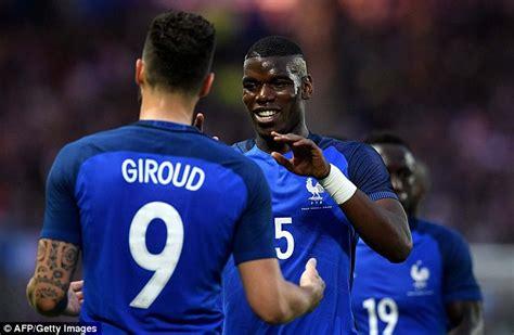 paul pogba reveals latest wacky paul pogba reveals latest wacky trim as france midfielder