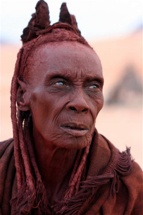 himba african tribe people himba people africa s most fashionable tribe