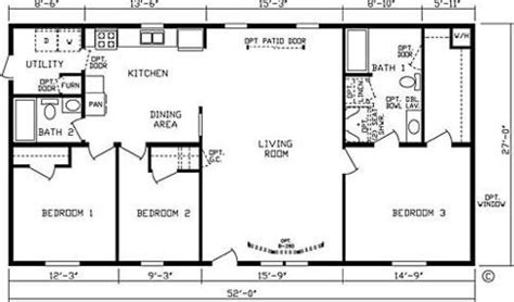 Double Wide Mobile Home Interior Design manufacturers thousand oaks manor llc