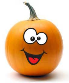 Googly eyes and a fun smile and turn your pumpkin into a smiley face