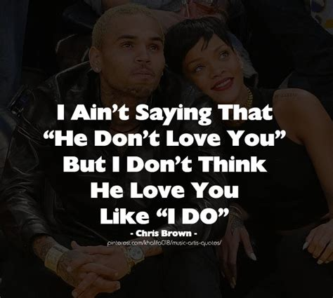 chris brown you i do love you chris brown quotes lyrics pinterest