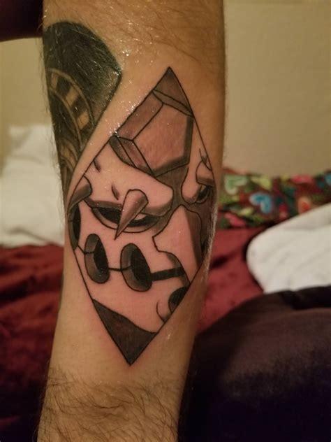 sasuke tattoo i usually don t like anime tattoos but heres
