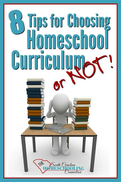8 tips for choosing homeschool curriculum or not