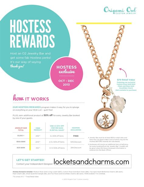 Origami Owl October Specials - what is the origami owl hostess exclusive for october