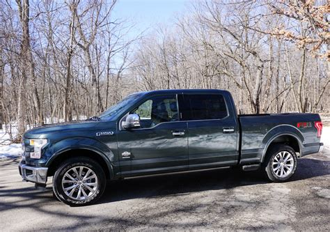2015 ford king ranch review 2015 ford f 150 king ranch 95 octane