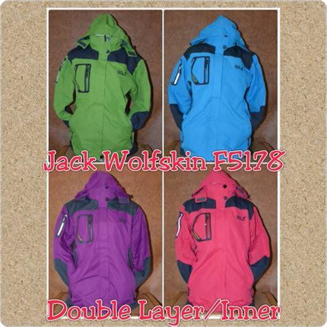 Outer Jaket 3 Warna Jin3 perlengkapan cing dan perlengkapan outdoor jaket