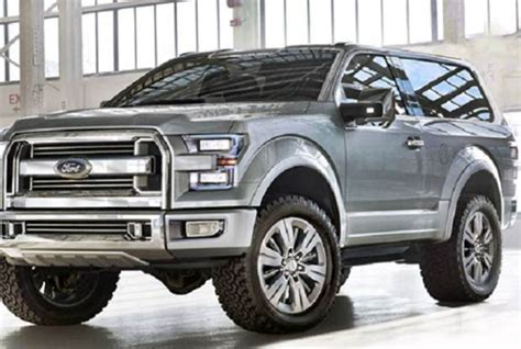 Pictures Of The 2020 Ford Bronco by 2020 Ford Bronco Pictures Fords Redesign