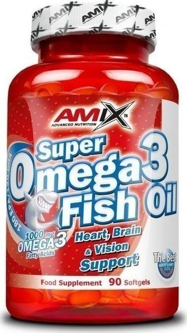 Ultimate Nutrition Omega 3 1000mg 90caps amix omega3 fish 1000mg 90 μαλακές κάψουλες