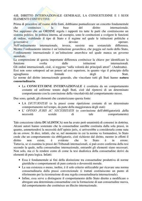 Dispense Diritto Internazionale by Adattamento Alla Cedu Dispense