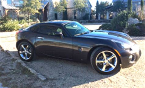 2006 Pontiac Solstice Recalls by Nhtsa Petitioned To Investigate Pontiac Solstice And