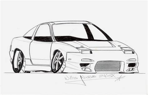 Nissan 240sx Rsp13 By Onlyjaime