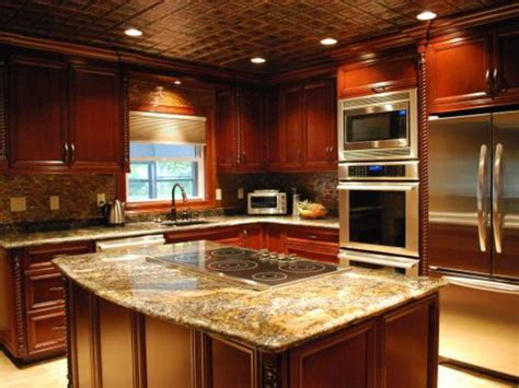creating a stylish kitchen look using kitchen colors with cherry cabinets my kitchen